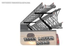 3 Ladder Truck Rack