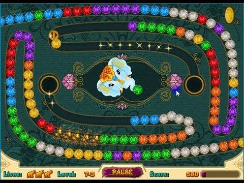 Mystic India Pop(Puzzle Game)