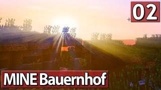 MINE Bauernhof #2 ► WILLKOMMEN zu HAUSE ► Lets Play Minecraft Life In The Woods