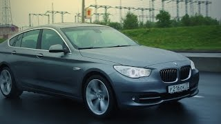 Тест-драйв BMW 530GT(Полная версия обзора: http://www.youtube.com/watch?v=aB7-txsgZhc Канал автообзоров