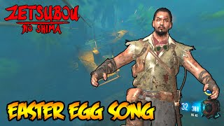 "BLACK OPS 3 ZOMBIES ""ZETSUBOU NO SHIMA"" EASTER EGG SONG (BO3 Zombies)"