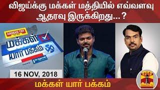 Makkal Mandram 16-11-2018 Thanthi tv Show