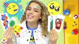 DIY New Emoji Craft Magnets! GoldieBlox