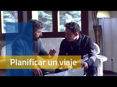 Confianza para arrancar un viaje con el pie derecho | Pol y Diego