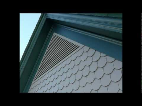 Gable Vent Gable End Vent Gable Louvers Attic Vent Attic Louvers