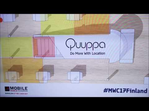 .室內定位技術提供商 Quuppa 宣佈推出標籤模組