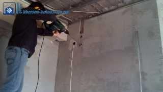 видео установка кондиционеров в Херсоне