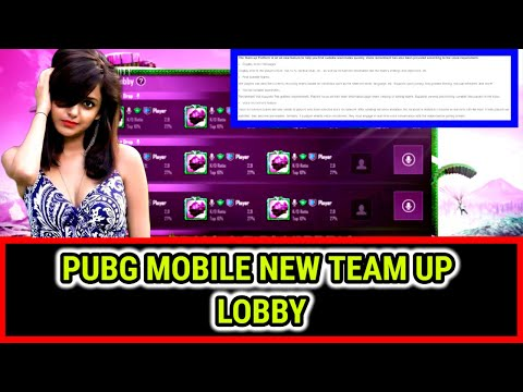 pubg-mobile-new-team-up-lobby-|-how-to-find-best-teammates-in-pubg-mobile
