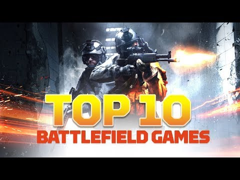 Top 10 Battlefield Games of All Time thumbnail