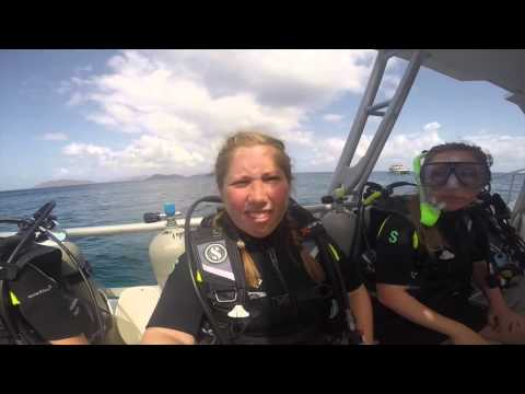 BVI Sailing Trip (GoPro) | July 2015