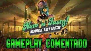 Vídeo Oddworld: Abe's Oddysee New N' Tasty!