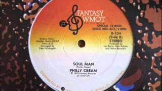 Philly Cream - Soul Man