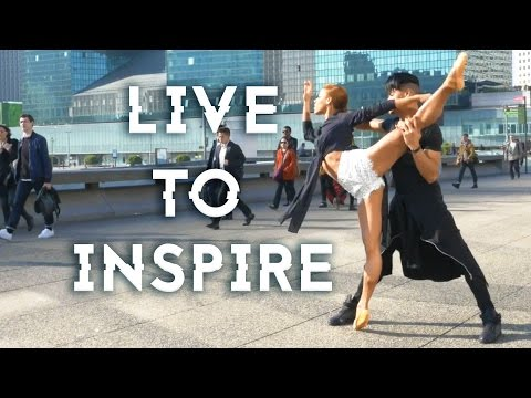 "LIVE TO INSPIRE (DANCERS FROM ""BALLET REVOLUCIÓN"")"
