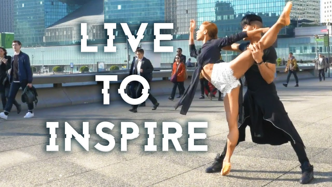 "LIVE TO INSPIRE (DANCERS FROM ""BALLET REVOLUCIÓN"") #1"