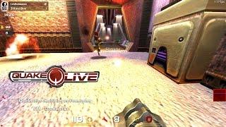 Quake Live - Multiplayer Gameplay - Dredwerkz