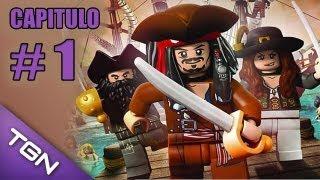 Lego Piratas del Caribe - Capitulo 1 - HD 720p