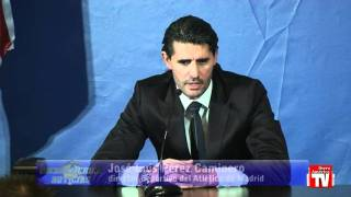 Caminero, nuevo director deportivo del Atlético de Madrid - Iberoamérica TV