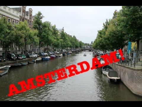 AMSTERDAM 2016 - canales y museos