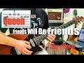 Queen - Friends Will Be Friends - Guitar Play Along (Guitar Tab)