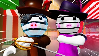 What Happened To Zizzy's Brother?! A Roblox Piggy Movie
