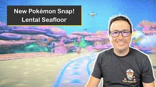 New Pokémon Snap! Lental Seafloor on Nintendo Switch