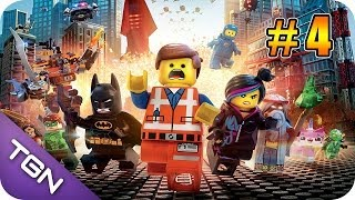 LEGO Movie The Videogame - Gameplay Español - Capitulo 4 - HD 720p