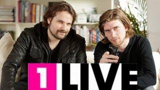 Gronkh und Sarazar im Interview bei 1LIVE! [09.10.13] [Komplette Länge] [HD]