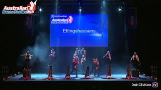 Ettingshausens Showcase Saturday Night, 2017 Australian Dance Festival