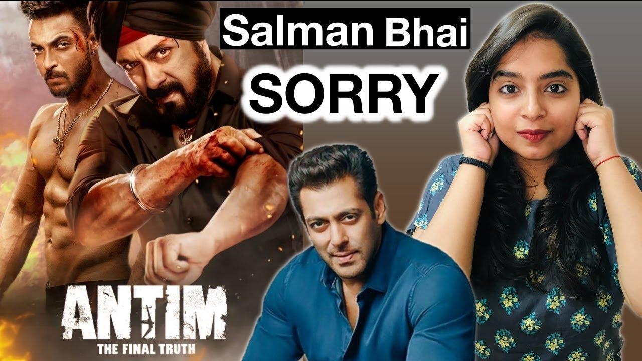 Download Antim Trailer REVIEW | Deeksha Sharma