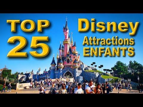 TOP 25 Des Attractions Disneyland Paris à Faire En Famille (avec Enfants!) Reportage De Ben Heine