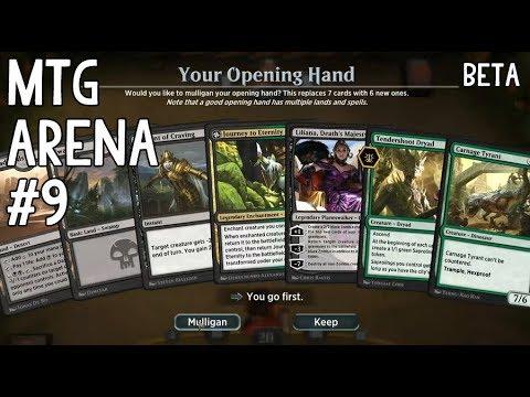 Let's Play MTG Arena #09 BG Midrange [Deutsch]