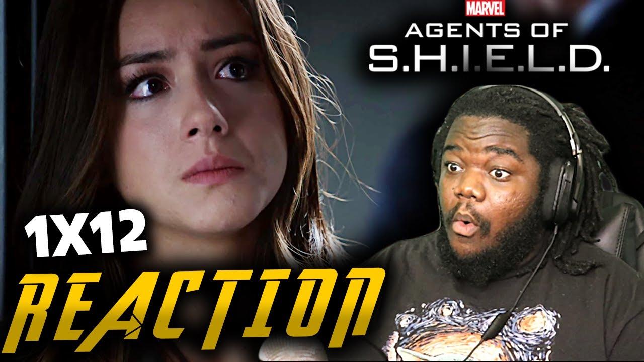 "Download Woah! Agents Of Shield Season 1 Episode 12 REACTION! ""Seeds"""