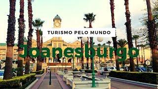 10 pontos turisticos mais visitados de Joanesburgo