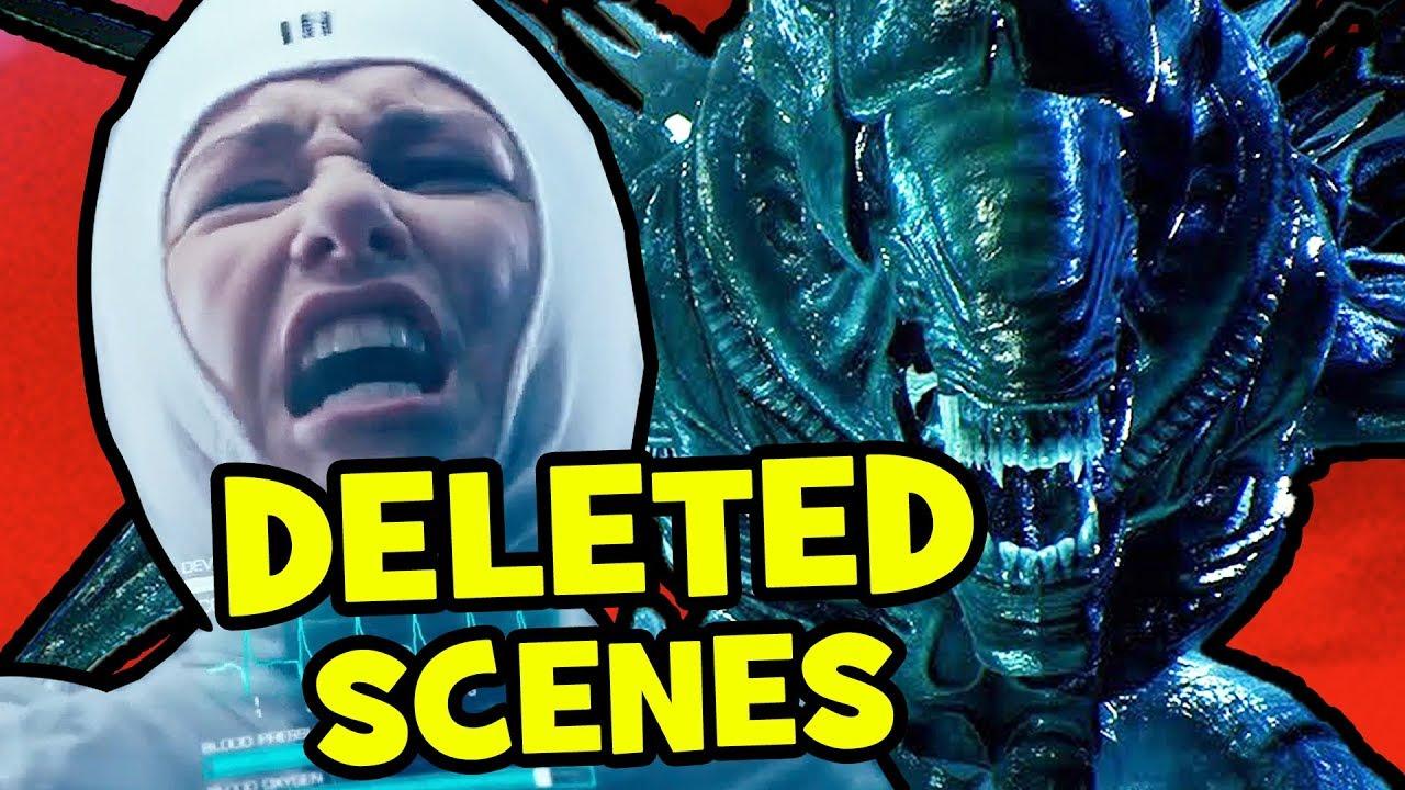 Download Alien Covenant BONUS + DELETED Blu-ray Scenes Explained