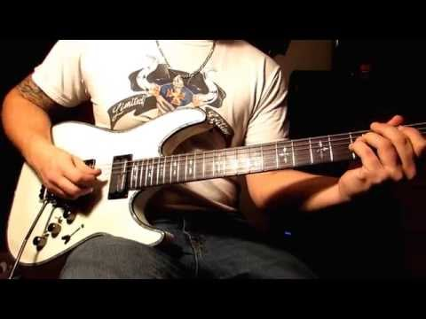 Avenged Sevenfold - Almost Easy [Guitar Cover] HD