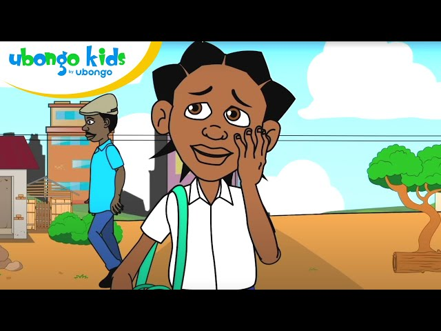Courage Song | Singalong with the Ubongo Kids | African Educational Cartoons