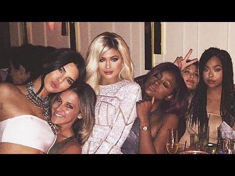 Kylie Jenner's 18th Birthday INSIDER DETAILS