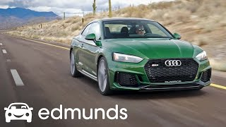2018 Audi RS 5 Review | First Drive | Edmunds