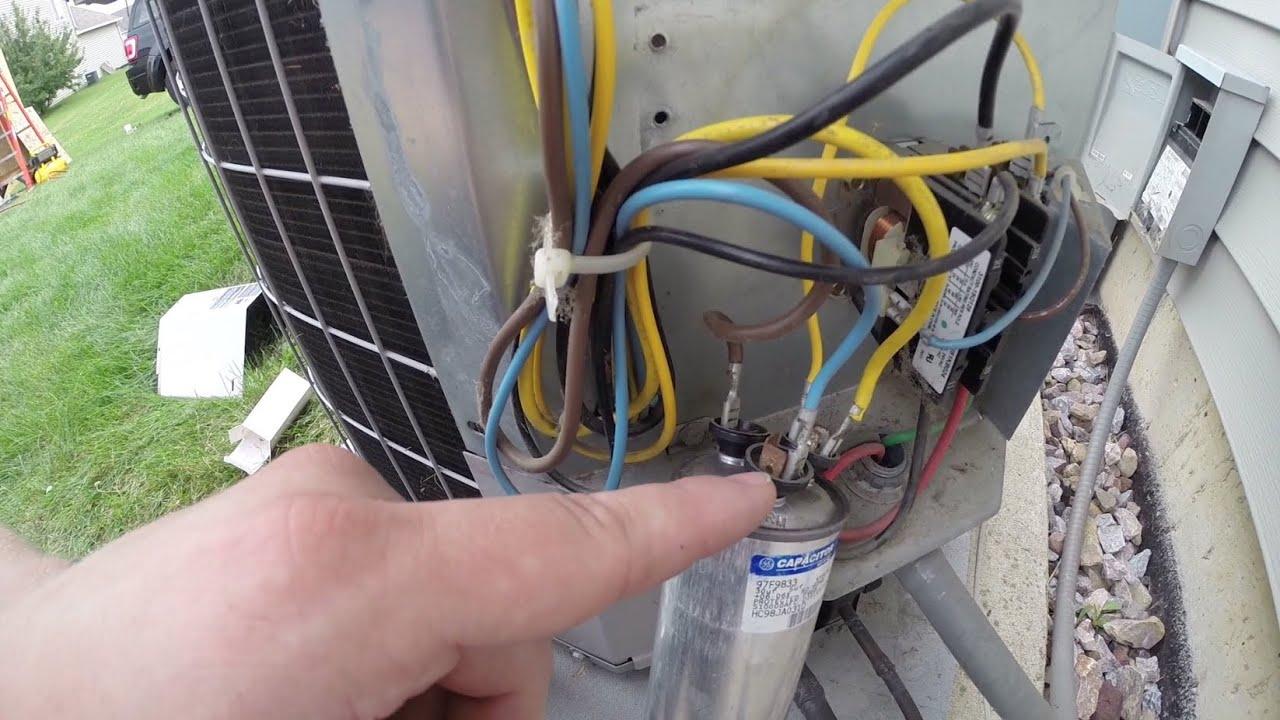 carrier air conditioner capacitor wiring diagram chrysler sebring radio conditioning unit repair