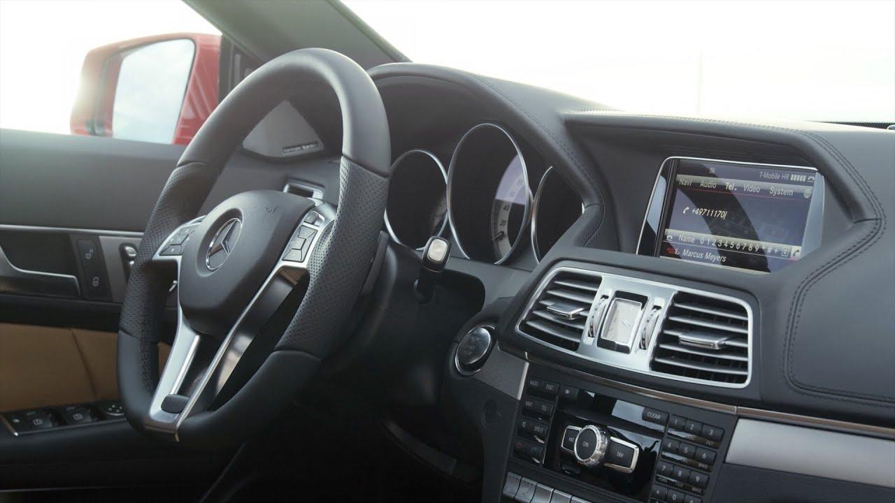 2014 mercedes e 500 coupe interior youtube - Mercedes e coupe interior ...