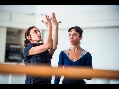 Viviana Durante reveals the secrets of the role of Anastasia (The Royal Ballet)