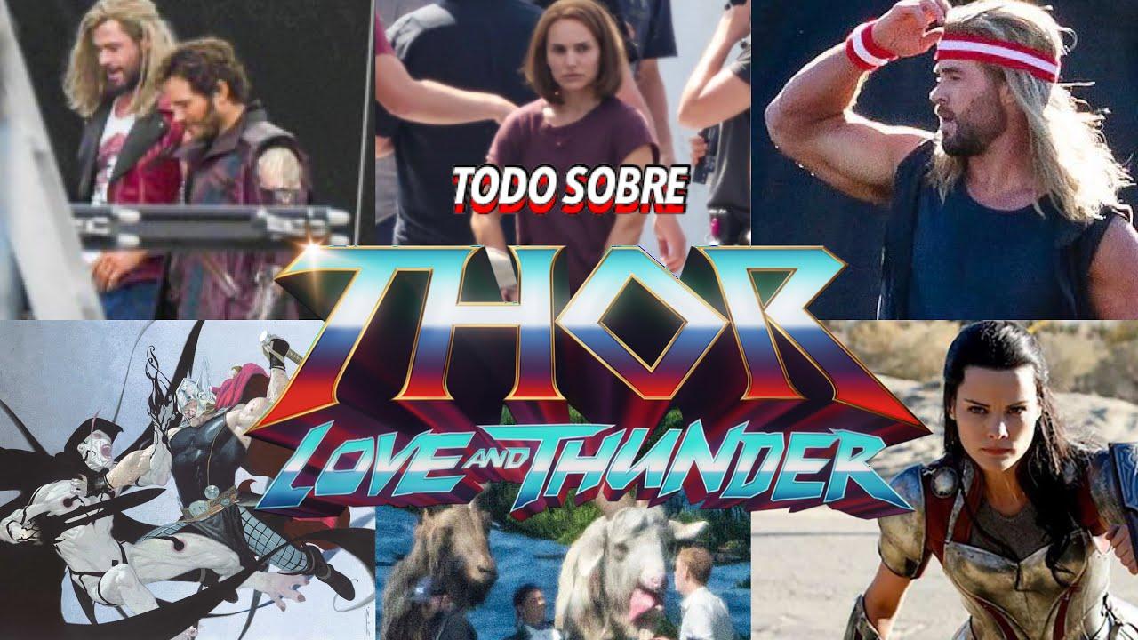 Download Todo lo que sabemos de Thor Love and Thunder
