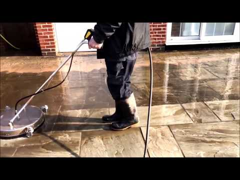 Driveway and Patio Cleaning - HLS Cleaning