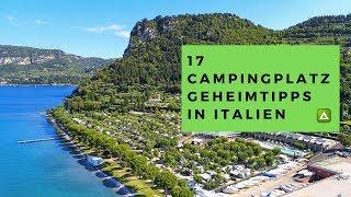 Von Ligurien über die Toskana bis nach Sizilien: 17 Campingplatz-Geheimtipps in Italien