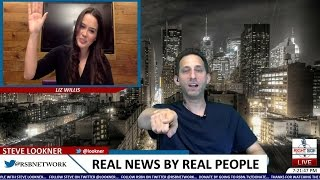 LOOK! Real News with Real People with special guest Liz Willis - Wednesday, January 11, 2017.
