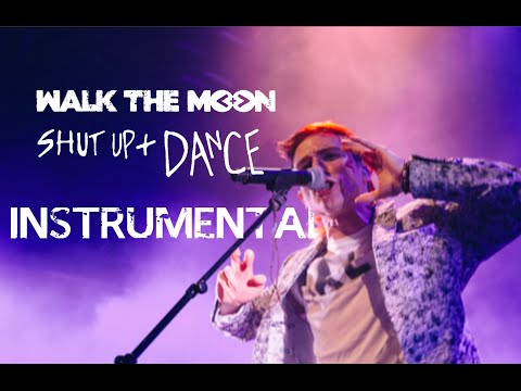 WALK THE MOON - Shut Up and Dance (Instrumental)