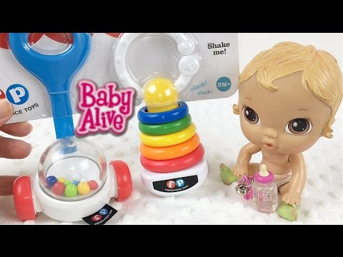 Baby Alive Cribs Life Doll Feeding And New Toys From Target