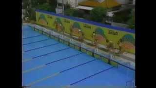 懐かしの「ビートたけしのスポーツ大将」 水泳編です。