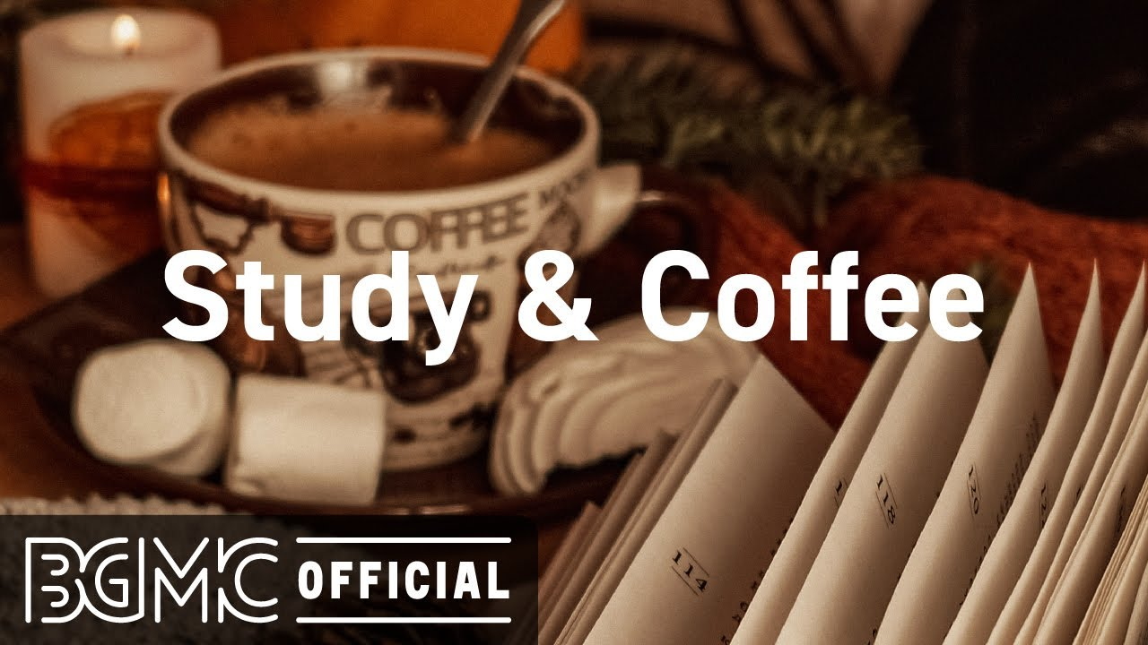 Download Study & Coffee: Ambient Jazz Background Music - Lounge Music to Chill, Relax