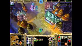 Warcraft 3: Regin of Chaos [Mission 12][HD 720][No Commentary]